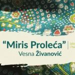 """Vesna Živanović – """"Miris proleća"""""""