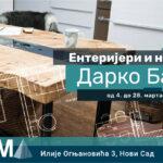 """Дарко Бабић """"Ентеријери и намештај"""""""